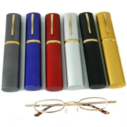MagnaFine Pencil Thin Reading Glasses
