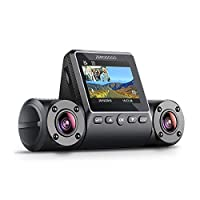 Deals on ZEROGOGO R2 Uber Dual Lens Dash Cam