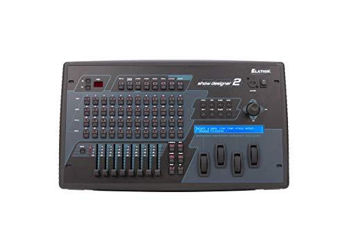 Elation Professional SHOW DESIGN 2 Designer DMX Controller, Black ()