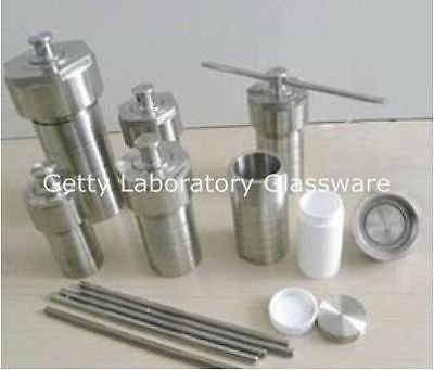 100ml Hydrothermal Synthesis Autoclave Reactor with Teflon Chamber Beijing Getty Laboratory Glassware Co.