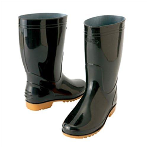 TULTEX (タルテックス) 衛生長靴(男女兼用) ブラック AZ-4435 1807 メンズ レディース