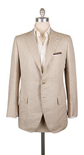 Cesare Attolini New Cream Sportcoat (Silk Cream Blazer)