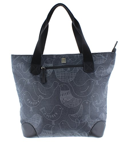 Lansfield Lansfield Bag HYACINTH Catherine Tote HYACINTH Tote Scandi Bag Birds Catherine 6qTTtfwX