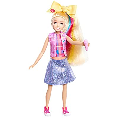 Just Play Jojo Siwa Singing Doll 'Boomerang': Toys & Games