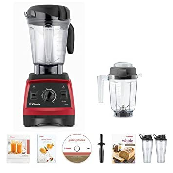 vitamix blender super package with 32oz dry grain jar and 2 20oz to - Vitamix Accessories