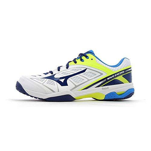 de 44 Chaussure Wave Tennis Mizuno AW17 Exceed Court All xwpUnFXq