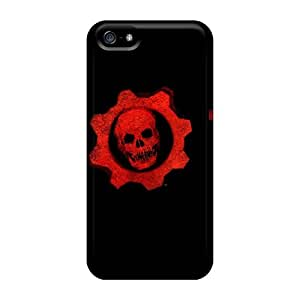Hot NNR2416dRHb Gears Of War 2011 Tpu Case Cover Compatible With Iphone 5/5s