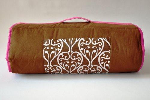 Bacati - Damask Pink/chocolate Hamper by Bacati (Image #5)