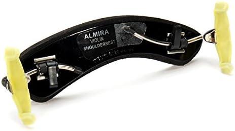 VIDOO Adjustable Wolf Violin Shoulder Rest For 3//4 To 4//4 Violin