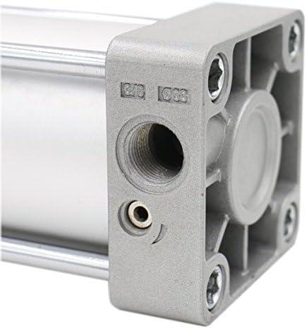 1/1//4/inch Heschen pneumatico standard cilindro SC 32/ 35,6/cm Diametro 350/mm corsa stelo a doppia azione /350/PT1//8/porte 32/mm