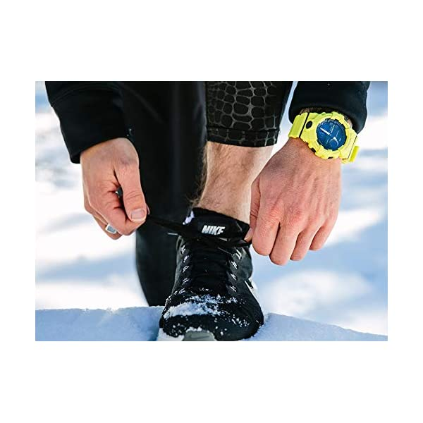 Casio G-SHOCK Reloj Digital, Contador de pasos, Sensor de movimiento, para Hombre 7