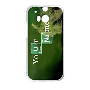 Canting_Good Periodic Table alphabet breaking bad Custom Case Shell Skin for HTC One M8 (Laser Technology)