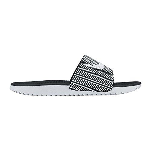 Nike Herren Air Moc Tech Fleece Turnschuhe Schwarz / Weiß