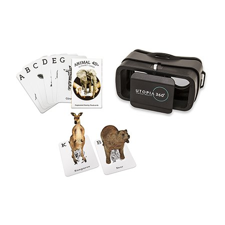 ReTrak VR/AR Animal Zoo Bundle V1-0217-1