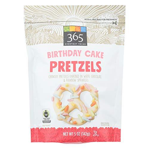 365 Everyday Value, Birthday Cake Pretzels, 5 oz