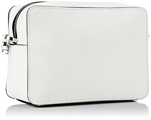 Calvin Klein Sofie Micro Crossbody - Bolso para mujer Gris