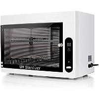 Sooiy Doble Capa eléctrica esterilizador UV Esterilización Gabinete