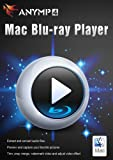 AnyMP4 Mac Blu-ray Player, 1-User 1-Year [Download]