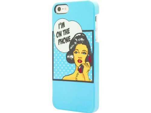 Signature CO7614 Back Case - Retro Range - Apple iPhone 5/5S- On ThePhone