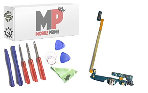 MOBILEPRIME Replacement Charging Charge Port Certified Repair Tools Samsung Galaxy S4 Active I537