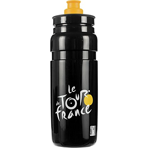 France Water Tour De Bottle (Elite Fly Tour De France Black 750 ml)