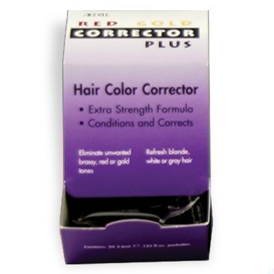 Ardell Red Gold Corrector Plus Hair Color Corrector 24-Count by Ardell