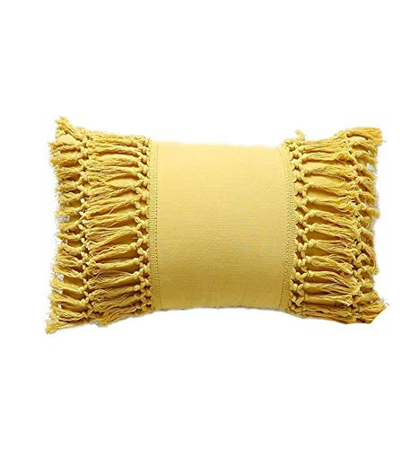 Best Cushion Cover With Fringe For 2019 Mullach Com