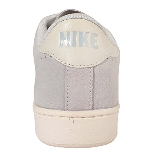 Fashion Classic Ankle High Platinum Suede Metallic Men's Nike Sneaker Metallic Tennis ivory Platinum qY6Ep