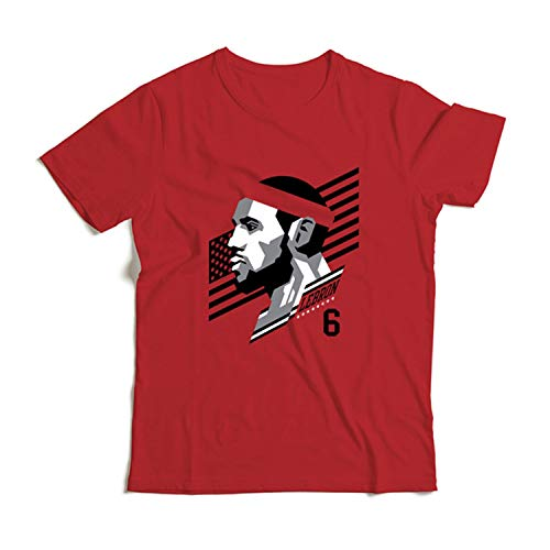 Lebron James Shirt Tshirt Cotton Merch Shirts for Womens Mens Casual Top Merchandise Clothing Print (Yo Gotti Best Friend)