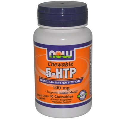 Now Foods 5 HTP 100 Chewables