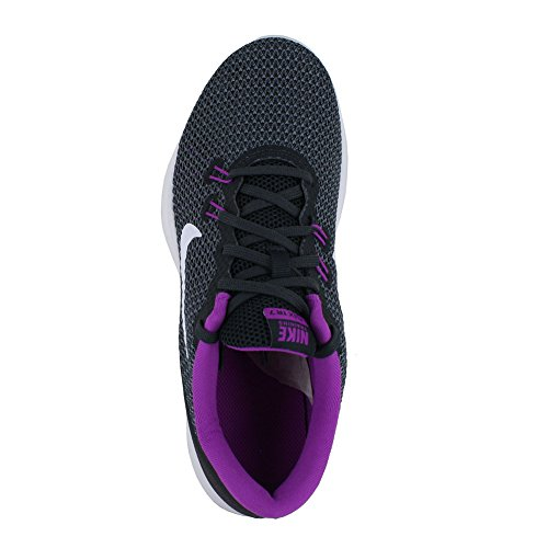 Anthracite Flex Dk Shoe Trainer Violet 5 Nike Grey Women's Wht wOnUPqq46