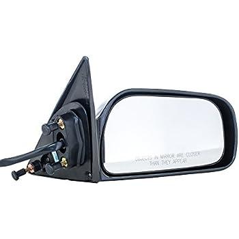 Amazon.com: Kool Vue TY26ER Toyota Camry Penger Side Mirror ... on 2009 toyota camry back up light diagram, side mirror assembly diagram, toyota headlight assembly diagram,