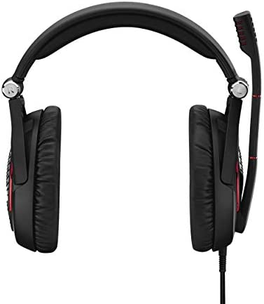 EPOS I SENNHEISER GAME ZERO Gaming Headset, Closed Acoustic with Noise cancelling microphone, Foldable, Flip-to-mute, Ligthweight, PC, Mac, Xbox One, PS4, Nintendo Switch, and Smartphone compatible. 12