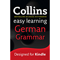 Easy Learning German Grammar (Collins Easy Learning German) (German Edition)