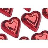 Mini Red Hearts Milk Chocolate (1 Lb)