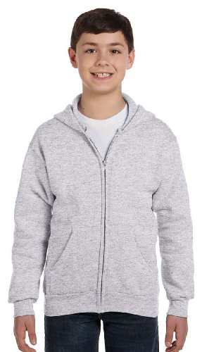 Zip Front Boys Sweatshirt - 9
