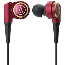 Audio-technica Ath-m50 Studio Monitor Headphones Limited Red Model ATH Ckr9 LTD ( Japan Import