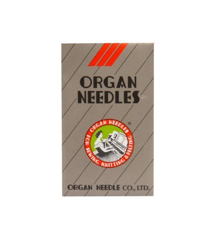 - Needles Organ Machine Ball Point / Size 14 - Serger Overlock