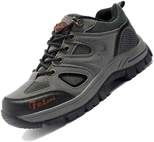 登山靴 ハイキングシューズ 大きいサイズ アウトドア トシューズ 耐摩耗性 幅広 軽量 登山靴 ウォーキングシューズ レースアップ 甲幅 スニーカー 4E 立ち仕事 敬老の日 旅行