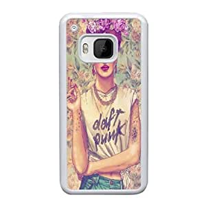HTC One M9 Cell Phone Case White Frida Kahlo AC8631111