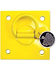 Guardian Fall Protection 00600 CB-1-B Bolt-On Wall Anchor 6-Inch by 6-Inch