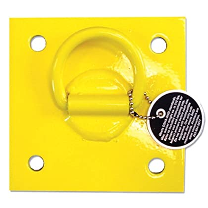 Image of Home Improvements Guardian Fall Protection 00600 CB-1-B Bolt-On Wall Anchor 6-Inch by 6-Inch