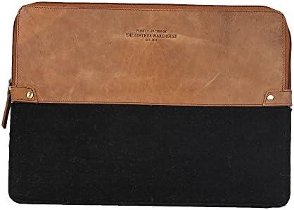 Compatible Handmade Leather MacBook touchbar