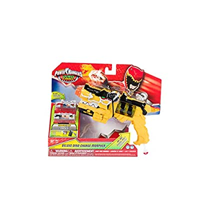Power Rangers Dino Charge - Deluxe Dino Charge Morpher: Toys & Games