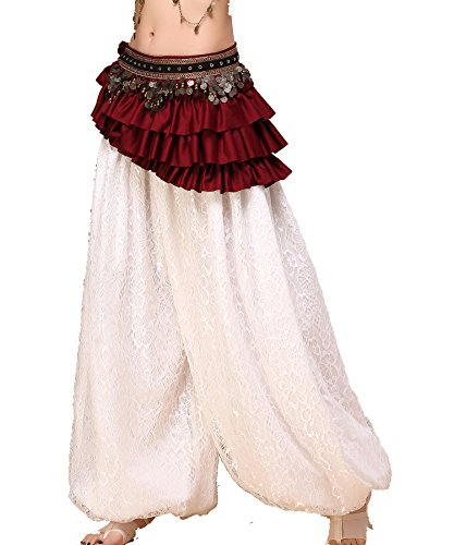 Retro Belly Dance Costumes - ZLTdream Women's Belly Dance Retro Tribal