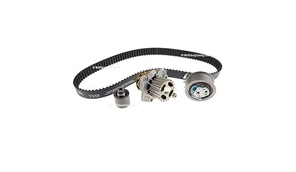 Amazon.com: VW MK5 Jetta 2005 2006 BRM 1.9 TDI Diesel Timing Belt Kit with Metal Water Pump OEM: Automotive