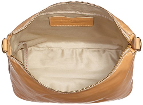 Bree Collection - Stockholm 5, Nature, Hobo Bag M, Borsa A Tracolla da donna Avorio (Nature 750)