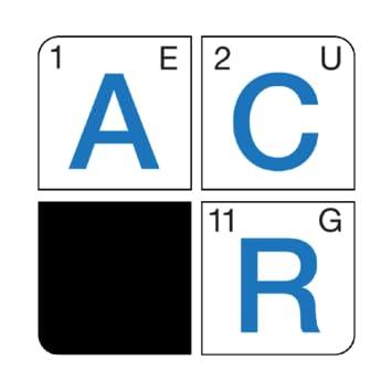 photograph regarding Acrostic Puzzles Printable called Acrostics Crossword Puzzles