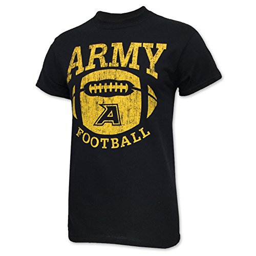 Army Football Icon T, large, black ()
