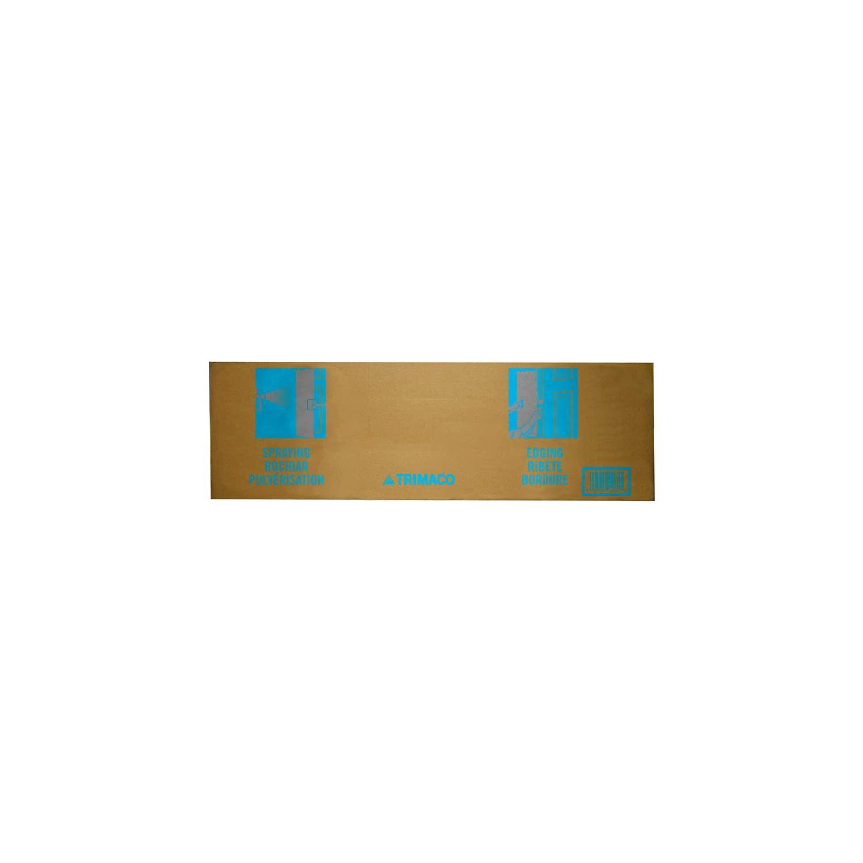 "TRI PAPER PS1031 Cardboard Spray Shield (50 Pack), 10"" x 31"""